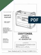 Cat Sr5 Generator Manual