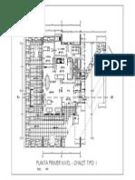Plano 015948 Primer Nivel