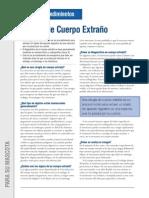 GuíaDeCuidado_CirugíaCuerpoExtraño