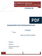 Reflector Plano