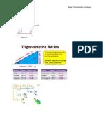 Basic Trigonometric Function
