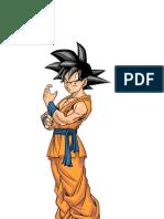 Cover Goku