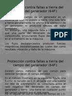 Protecciones de Generador Parte 4