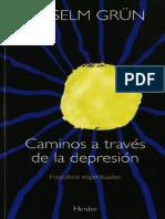 Caminos Atraves de La Depresión