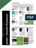 Reading List - 300 s Social Science