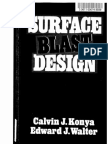 Surface Blast Design by Walter and Konya - 1990