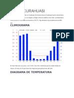 CLIMA CURAHUASI