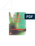 PROCESOS PSICOLÓGICOS BÁSICOS Una Guía Académica Para Los Estudios en Psicopedagogia