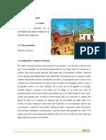 Analisis Literario El Pueblo de Gabriel Garcia Marquez