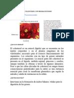 Tratamiento Del Colesterol Con Biomagnetismo
