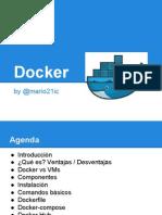 Docker Flisol Huancayo