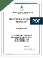 OOPSDS Student Manual