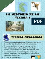 Historia de La Tierra 1