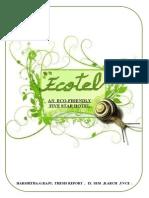 Ecotel-An Eco Friendly 5 Star Hotel