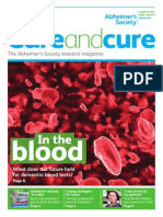 Care and Cure Magazine - Issue 1 Winter 2014