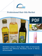 Professional Hair Oils Market to Grow at a CAGR Of 3.68 Percent over the Period 2014-2019-IndustryARC