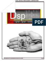 Ec6511 Dsp Lab Manual
