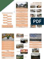 Leaflet UPT Asrama Haji Embarkasi Balikpapan