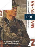 Uniforms, Organization and History of the Waffen-SS Vol.2