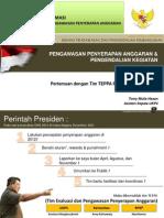 Paparan TEPPA Di Maluku - UKP4