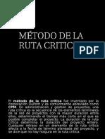 Metodo de Ruta Critica