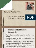 Ética Nicómaco - Clase