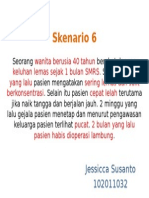PPT Skenario 6 Blok 24 Jessica
