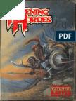 Warhammer Fantasy Battle 2nd Edition - Ravening Hordes (1987)