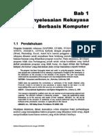 Aplikasi Rekayasa Konstruksi SAP 2000