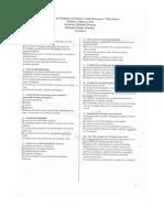 Subiecte Simulare Medicina generala