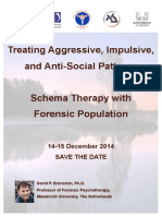 Treating Aggressive, Impulsive and Anti-Social Patterns