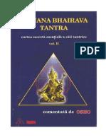 Vijnana Bhairava Tantra Vol2 - Osho