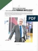 Entrevista Revista Saúde Oral - Junho 2015