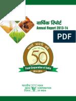 Final Annual Report13-14
