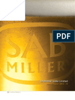 SABMiller Annul Report 2013