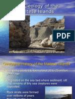 Malta Geology