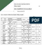 Rezultate Bax 2015 Colegiul Cf Unirea Pascani