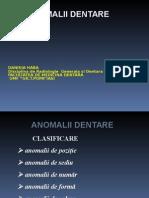 Curs 08 Anomalii Dentauythre