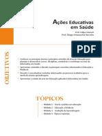 Ações Educativas em Saúde