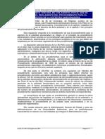 Reglamento 1398-93 Potestad Sancionadora