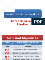 invention & innovation