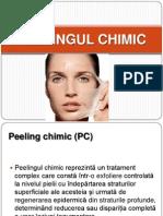 Curs 2 - Peelingul Chimic