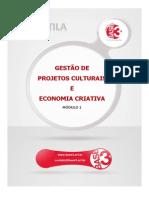 Apostila - Modulo 1 - Gestao Cultural Economia Criativa_ 2012