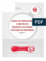 APOSTILA - MóDULO 4 - CAPTACAO DE RECURSOS M‡DULO_NOV2012