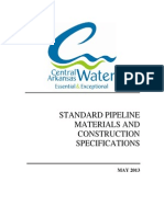 Final Standards and Specs Pipeline