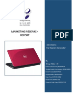 Marketing Research Dell