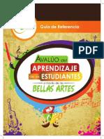 Guia- Avaluo Bellas Artes