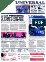 GradoCeroPress-Portadas Medios Nacionales-Martes 07 Julio 2015