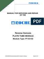 Rochem PF Module Manual