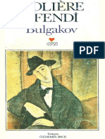 Mihail Bulgakov-Moliere Efendi